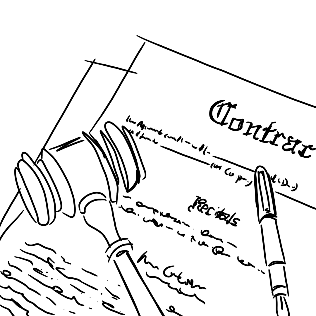 Can you end a business contract if there is no termination clause?